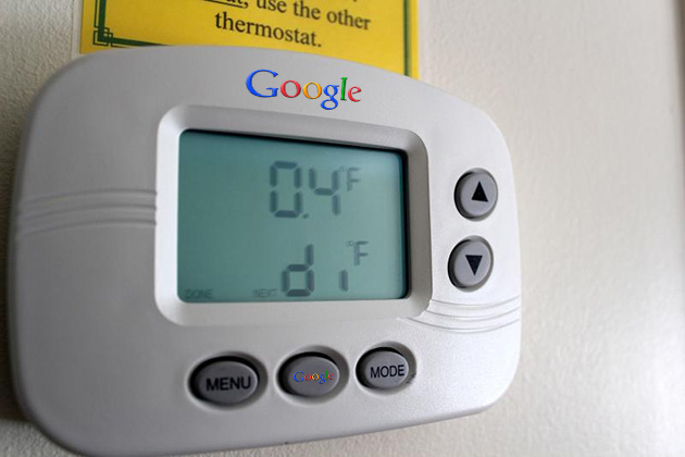 google reportedly testing smart thermostats in. Black Bedroom Furniture Sets. Home Design Ideas