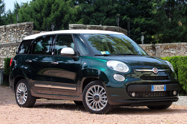 fiat 500l living prices reviews and new model information autoblog. Black Bedroom Furniture Sets. Home Design Ideas