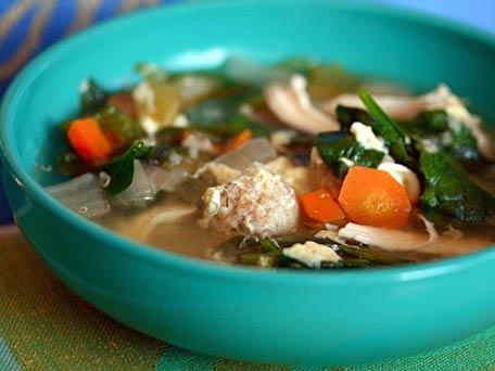 Food Network Kitchens Italian Wedding Soup