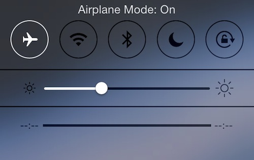 what is airplane mode on my iphone security team describes iphone airplane mode issue 7882
