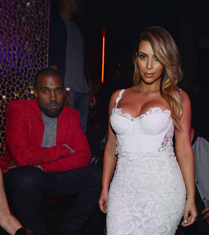 Kim Kardashian And Kanye West Suing Over Leaked Proposal