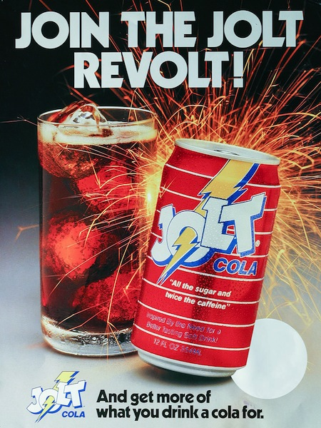 things that perfectly sum up the '90s, '90s nostalgia, jolt cola