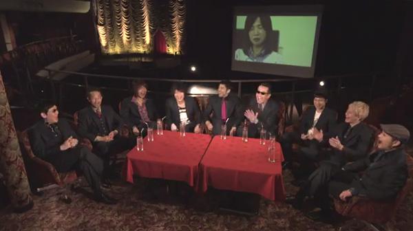 "Masatoshi Nagase,Kazuyoshi Saito,Tatsuya Nakamura和其他人谈论Sukapara的吸引力...... Fuji TV""Liner Notes"""