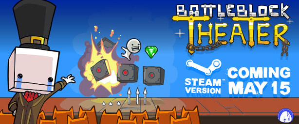 The Behemoth brings platformer Battleblock Theater to Steam