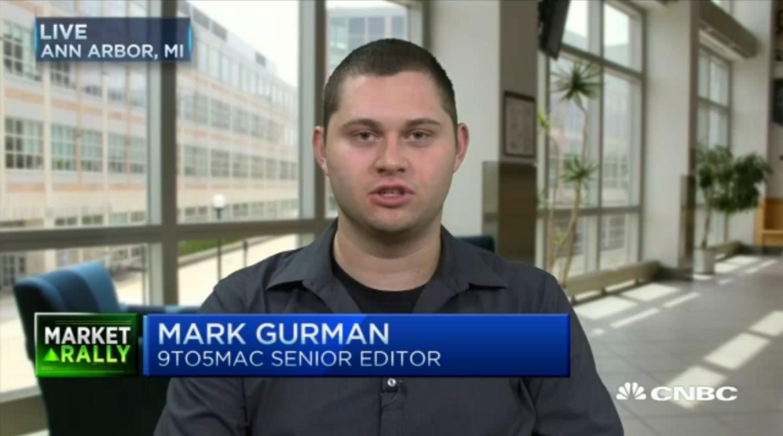 mark gurman net worth