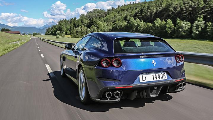 2017 Ferrari Gtc4lusso First Drive Autoblog