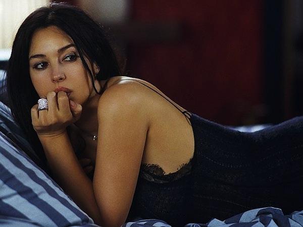 bond girls, sexiest bond girls, monica bellucci