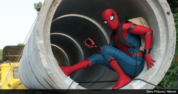"""终于发布了!看电影之前你需要知道的六件事""""蜘蛛侠:归乡""""(第二部分)"""