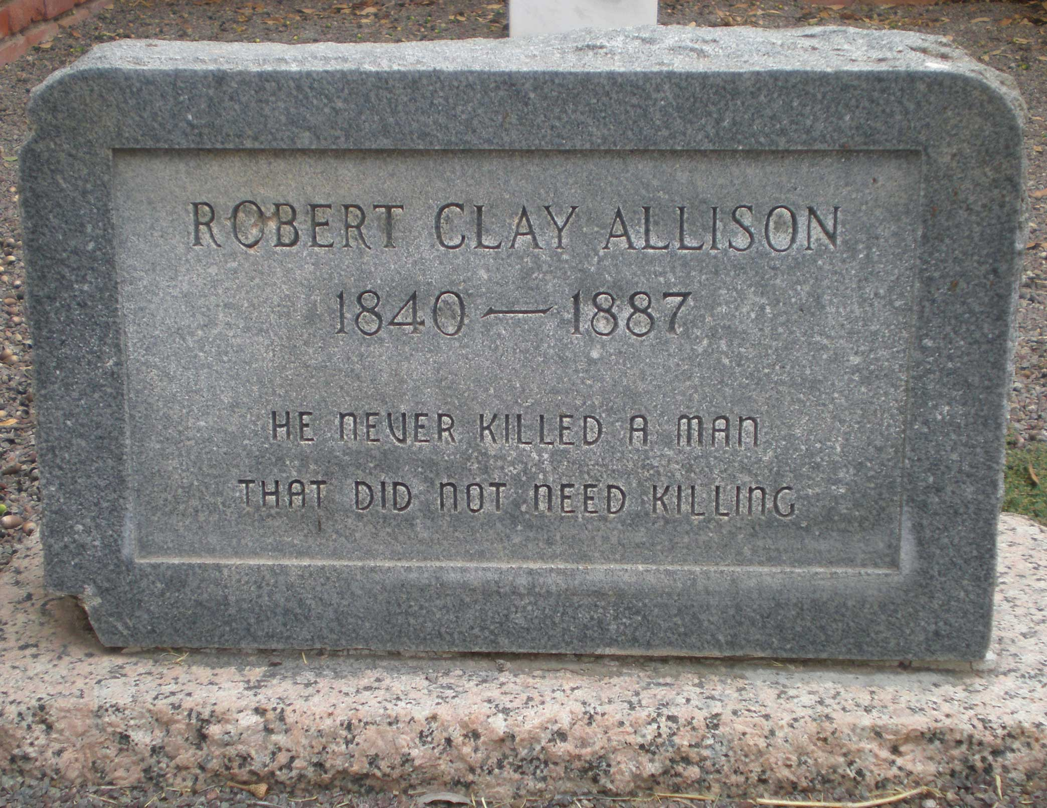 manliest photos on the internet, funny manly images, robert clay alliso killed a man tombstone