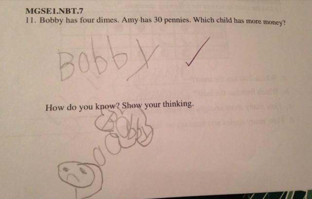 Kid's Genius Math Test Answer Wins Over Internet | Cambio