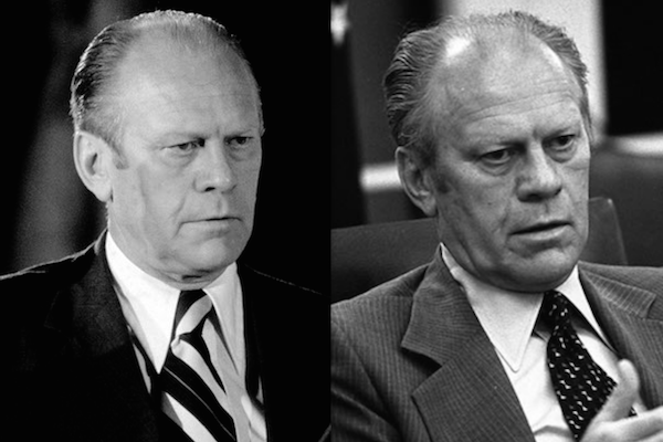 US presidents before and after term, gerald ford