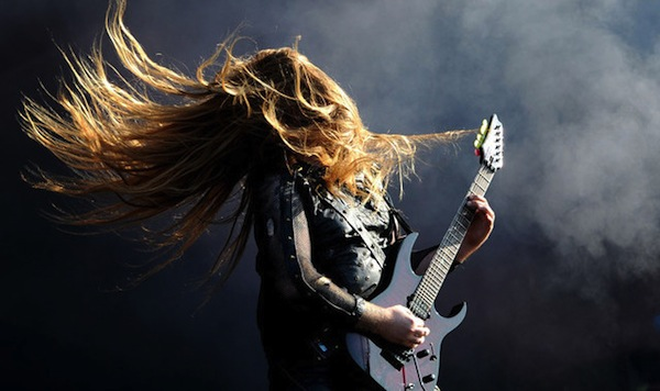why men are less manly, men become less manly, heavy metal