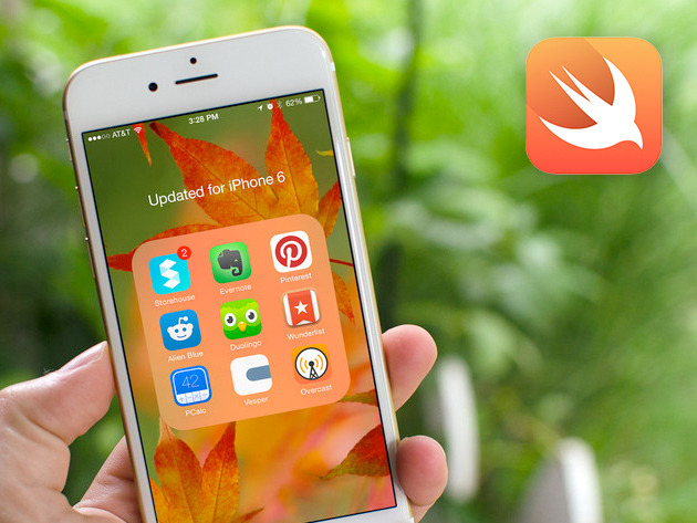... Swift Course & Xcode 6 Templates [On sale for $29, down from $798