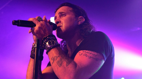 most notoriously terrible lead singers, worst lead singers, scott stapp creed