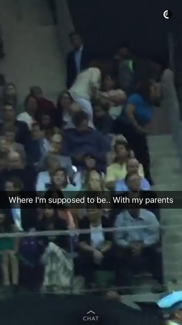 Guy Go To Look For Restroom, Ends Up In The Middle Of A Graduation Instead