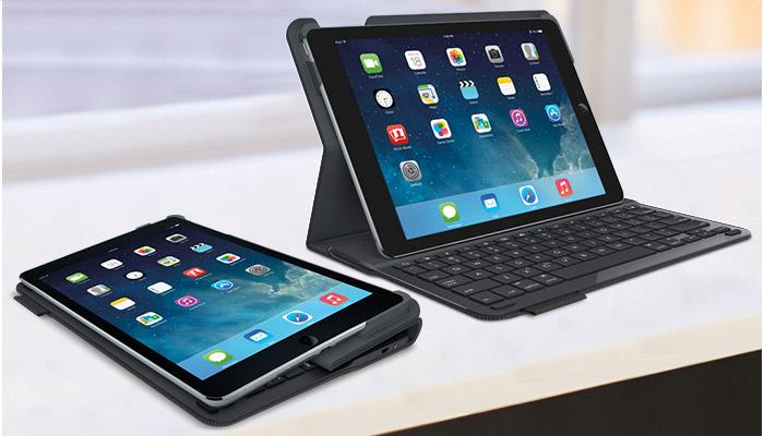 logitech type neues tastatur case f r ipad air engadget deutschland. Black Bedroom Furniture Sets. Home Design Ideas