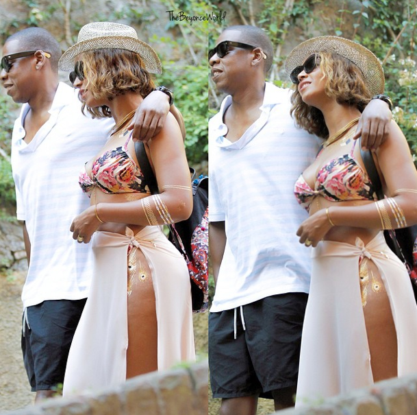 a7a938a975a Beiruting - Life Style Blog - Beyonce Shows Off New Tattoos While in  Portofino Italy for Her Birthday