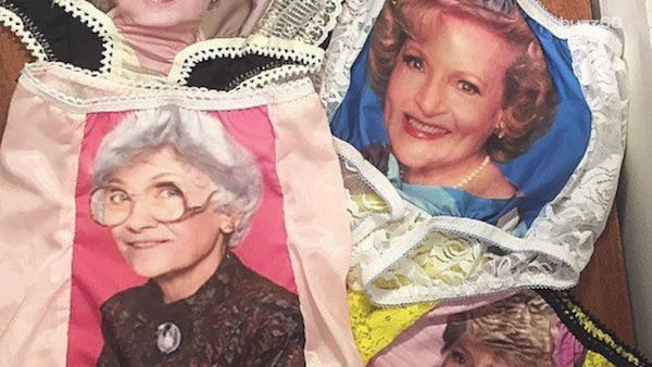 consumer products we're surprised aren't more popular, funny consumer products, awesome consumer products, golden girls granny panties