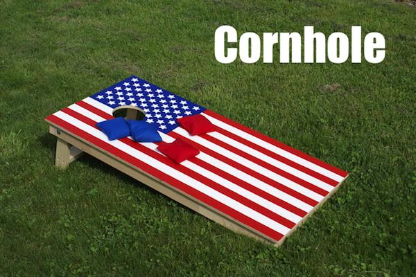 50 words for 50 states, ohio cornhole