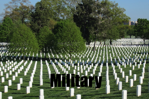 50 words for 50 states, virginia military