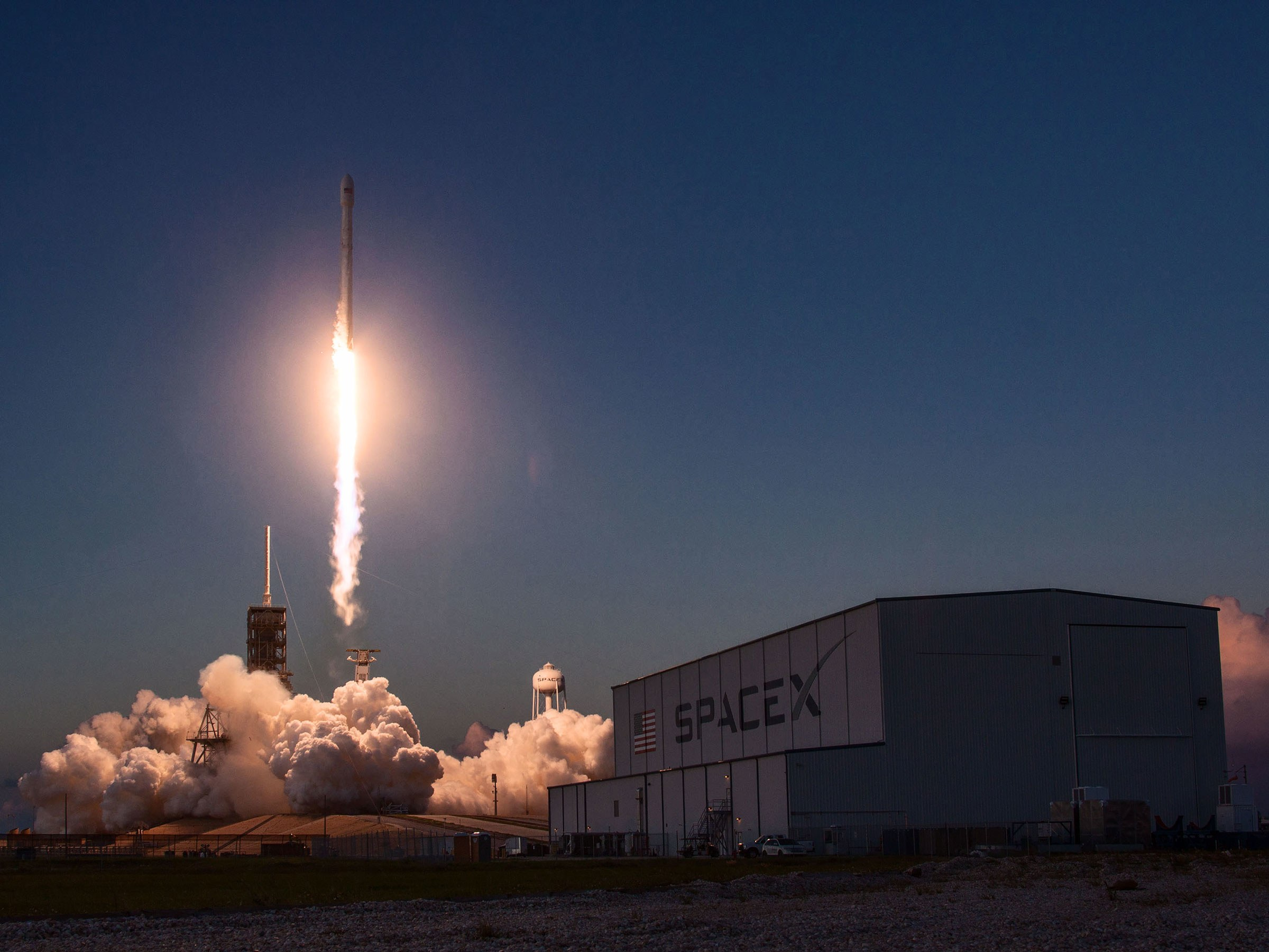 Watch SpaceX launch a reused capsule