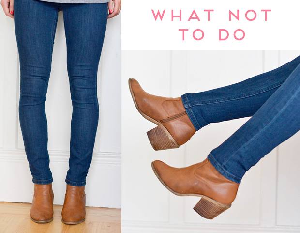 Ankle Boots With Skinny Jeans
