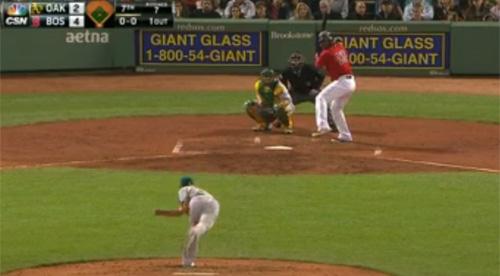 投球 原点 外角低めは投球の原点
