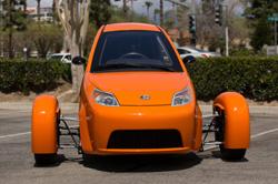 Elio Motors Translogic