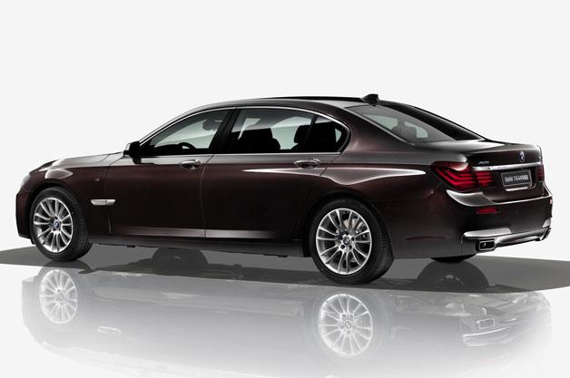 BMW 7 Series Horse Edition