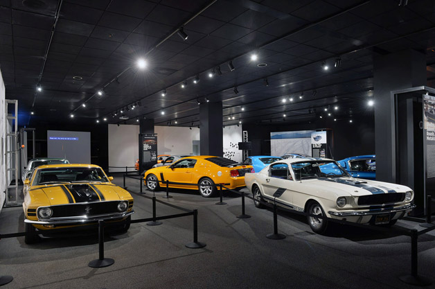 petersen museum mustang display Petersen Museum celebrates 50 years of Ford Mustang with special exhibit by Authcom, Nova Scotia\s Internet and Computing Solutions Provider in Kentville, Annapolis Valley