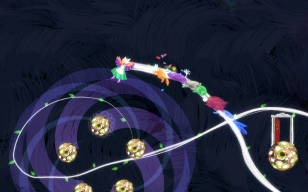 Gravity Ghost due to release on Steam in January