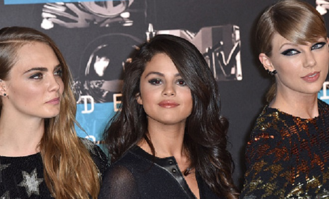 Selena gomez and cara delevingne dating