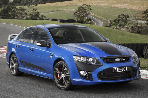 ford fpv gtf Ford Australia launches Falcon GT F 351, last of its line [w/video] by Authcom, Nova Scotia\s Internet and Computing Solutions Provider in Kentville, Annapolis Valley