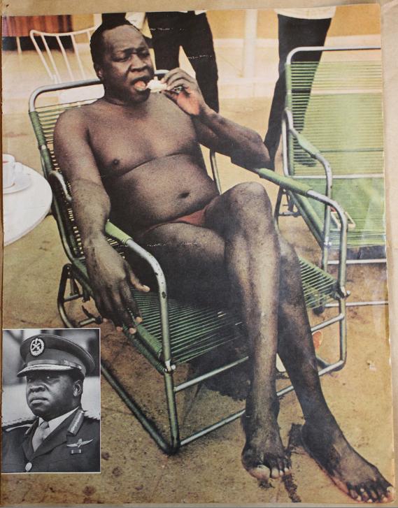 Funny Photos, Embarrassing Photos of Dictators