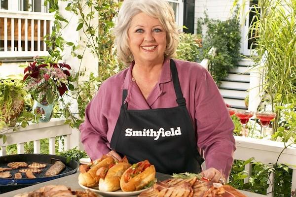 spokespeople who blew it, paula deen food network smithfield foods