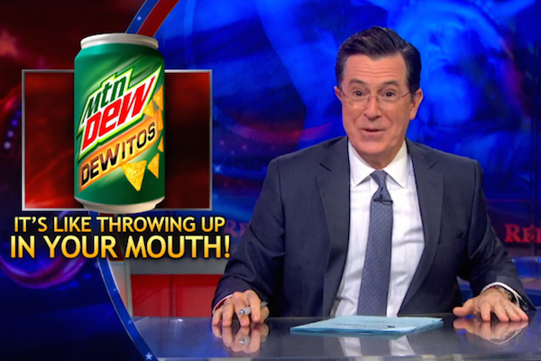 worst consumer product flavors, dewitos mountain dew