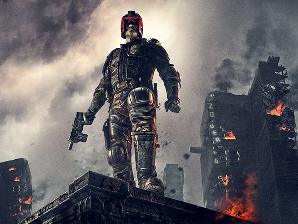 TV and Movie Graphic Novel Adaptations, Best, Top Films, Dredd