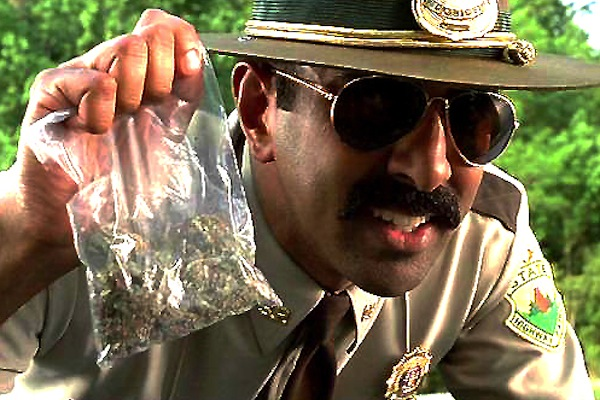 25 fun facts about marijuana, fun marijuana facts, super troopers weed bag