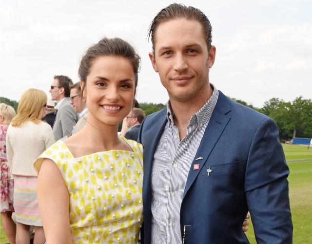 Tom Hardy Has Secretly Married Charlotte Riley Huffpost Uk