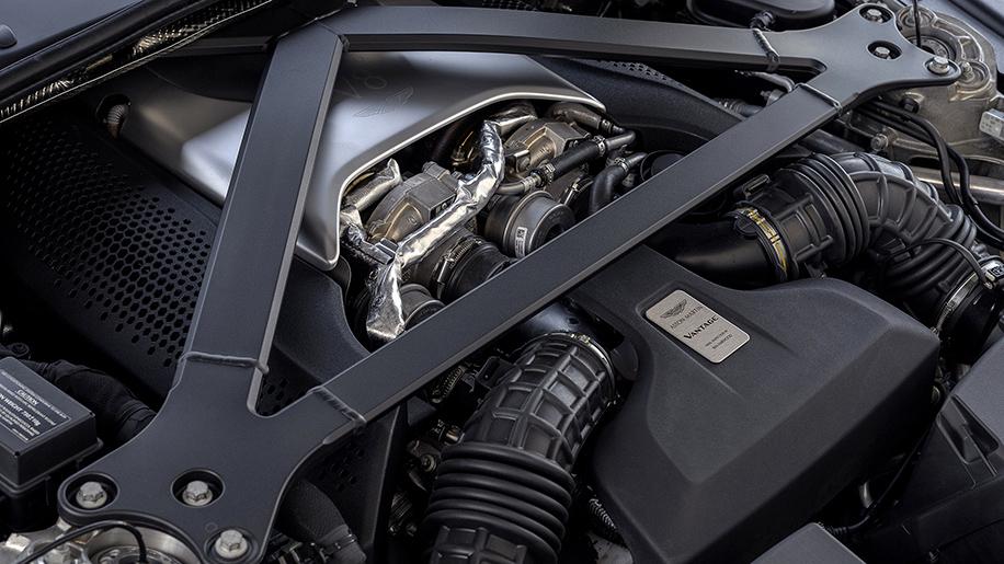 2019 Aston Martin V8 Vantage Road Test Review And Specs Autoblog