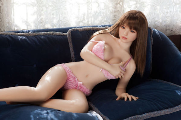 For $10,000 You Can Have Your Very Own Creepy Japanese Sex Doll