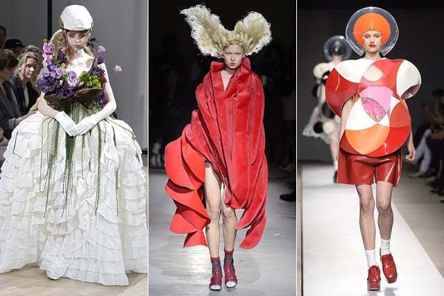 Paris Fashion Week: 10 Outrageous Outfits | HuffPost UKOutrageous Outfits