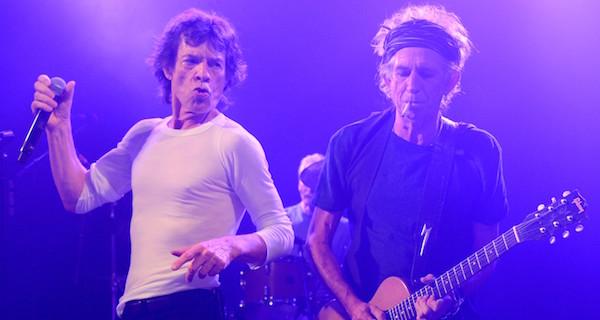 Entertainment, Aging Rockstars Still Rocking, Keith Richard, Mick Jagger