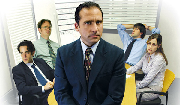 tv shows with slow starts, tv shows that started off on the wrong foot, the office