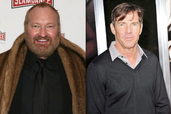 saddest brothers on earth, brothers of famous celebrities, randy quaid, dennis quaid brother