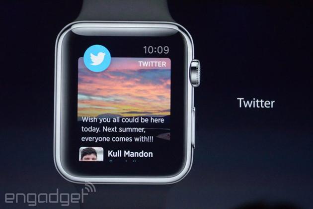 Twitter for Apple Watch
