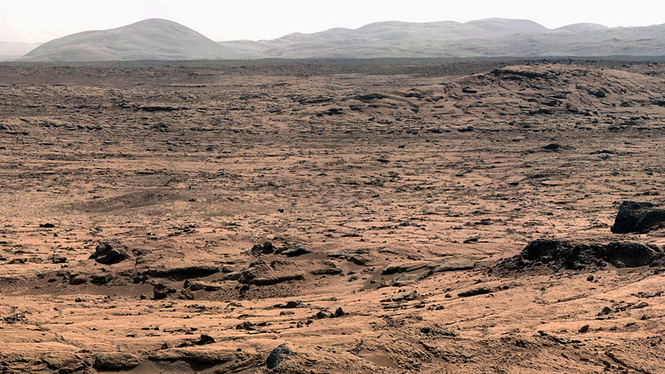 NASA: nobody's going to Mars without our help