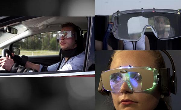 创伤是不可避免的!福特汽车公司开发模拟吸毒者驾驶的系统[视频]