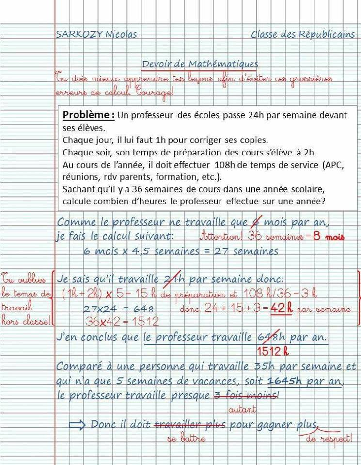Comment corriger dissertation