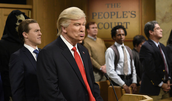 Alec Baldwin Wants to Stop Playing Trump on 'SNL'